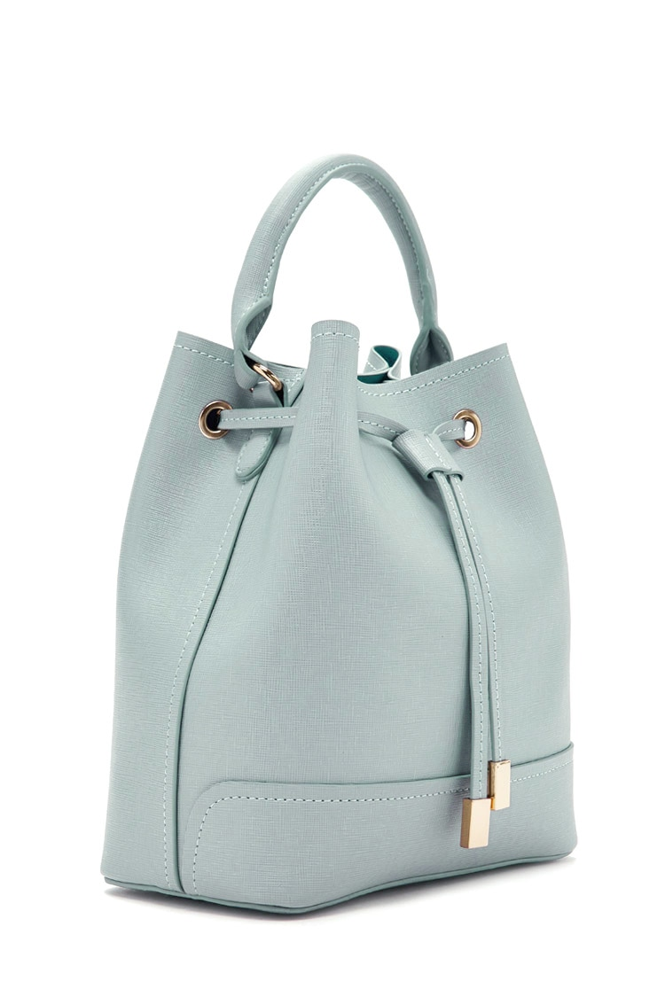 Faux Leather Bucket Bag $27.jpg