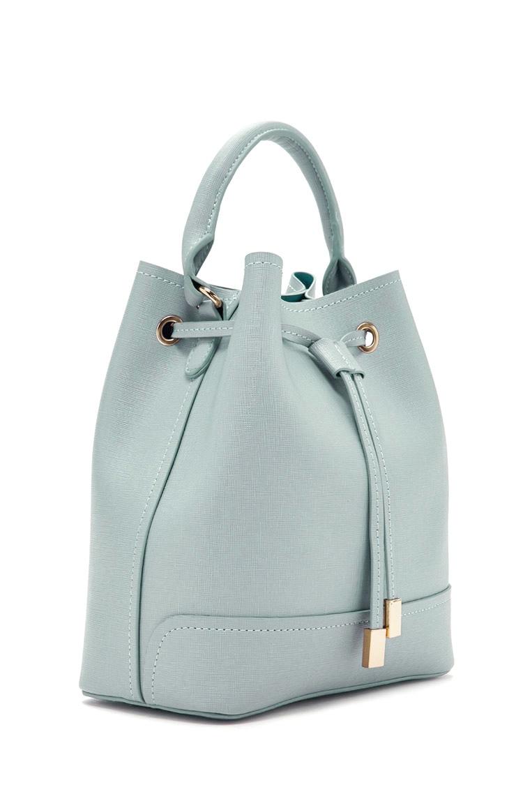 Faux Leather Bucket Bag $27.jpg