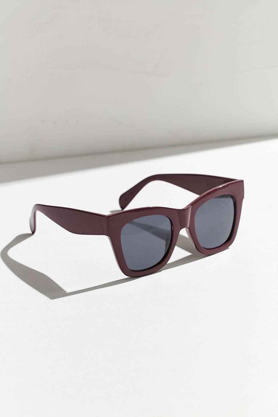 Simone Chunky Square Sunglasses $16.jpg