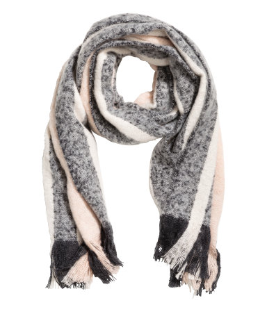 H&M Blanket Scarf