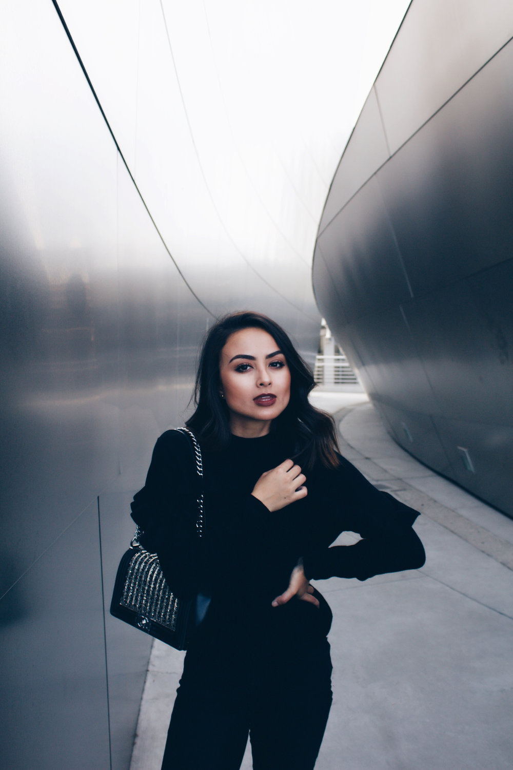 Amanda Davila in Downtown LA