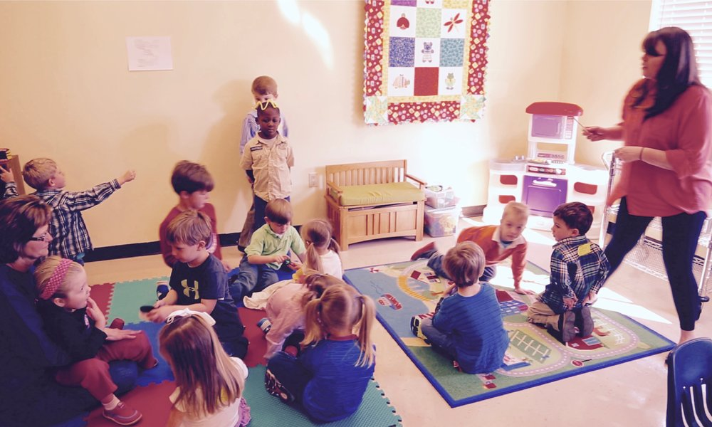 Children's Sunday Classes