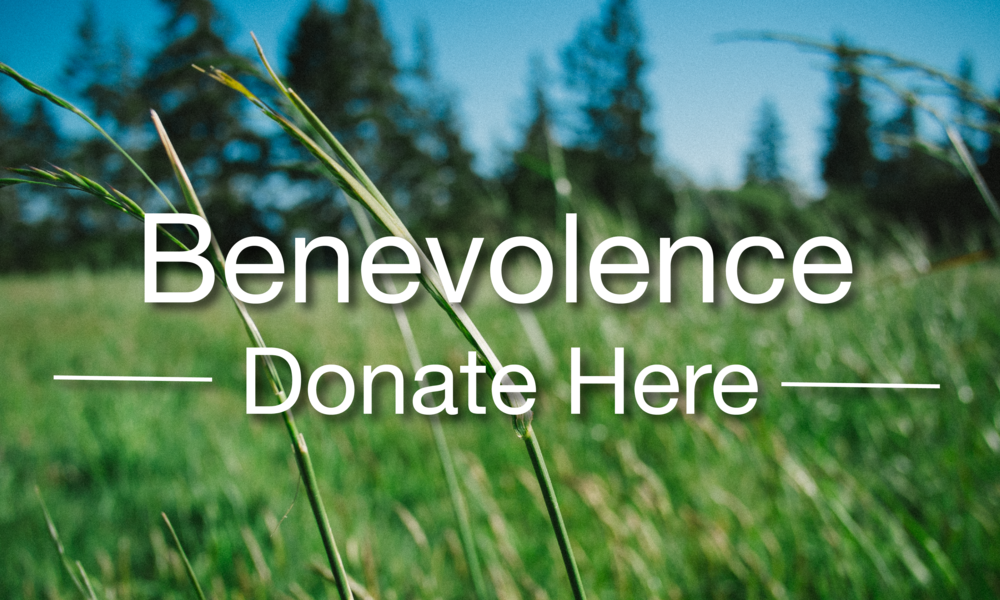 Benevolence Fund