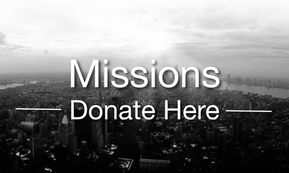 Missions Fund