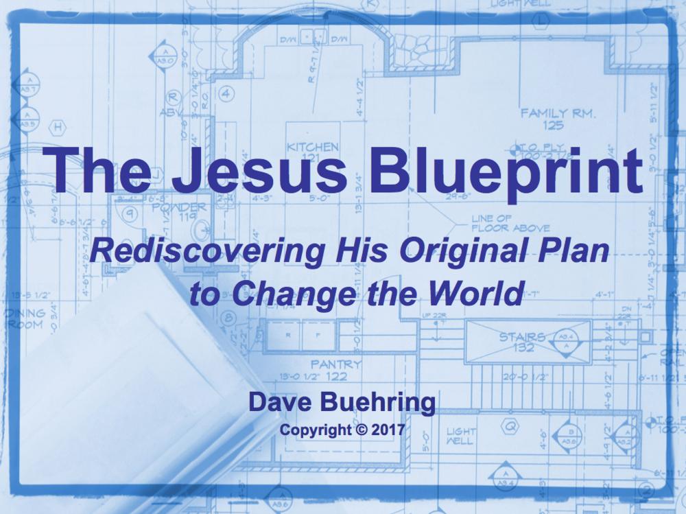 Jesus Blueprint