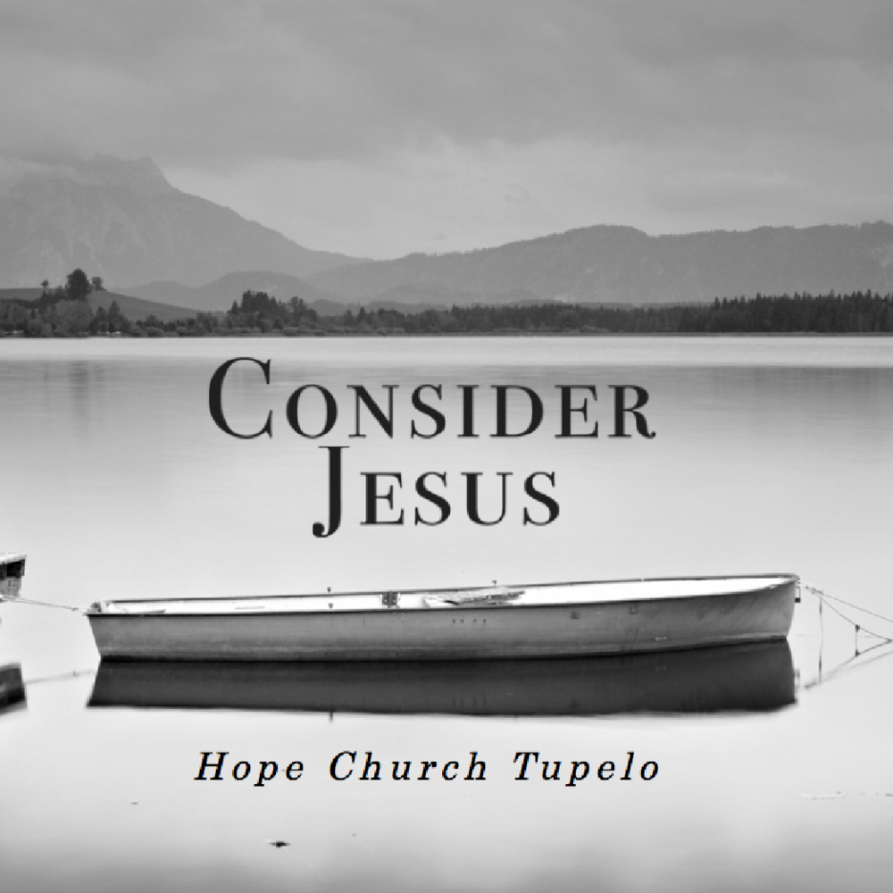 Consider Jesus 4/16/17