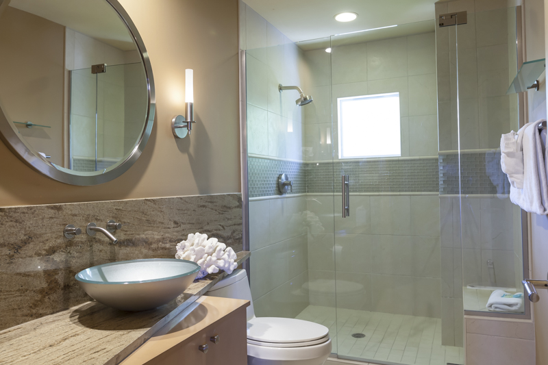 Estero Boulevard Before and After Bathroom Renovation