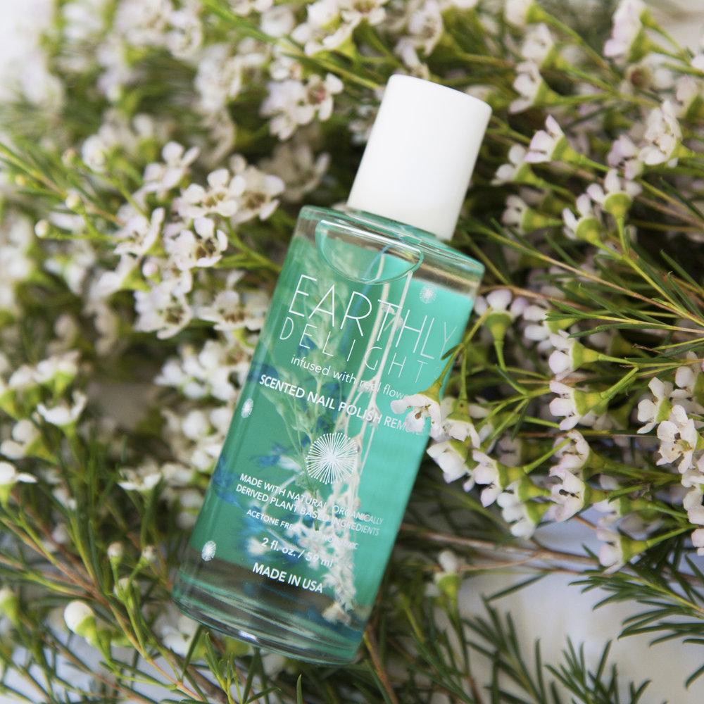 Natural Polish Remover — Blossom Beauty