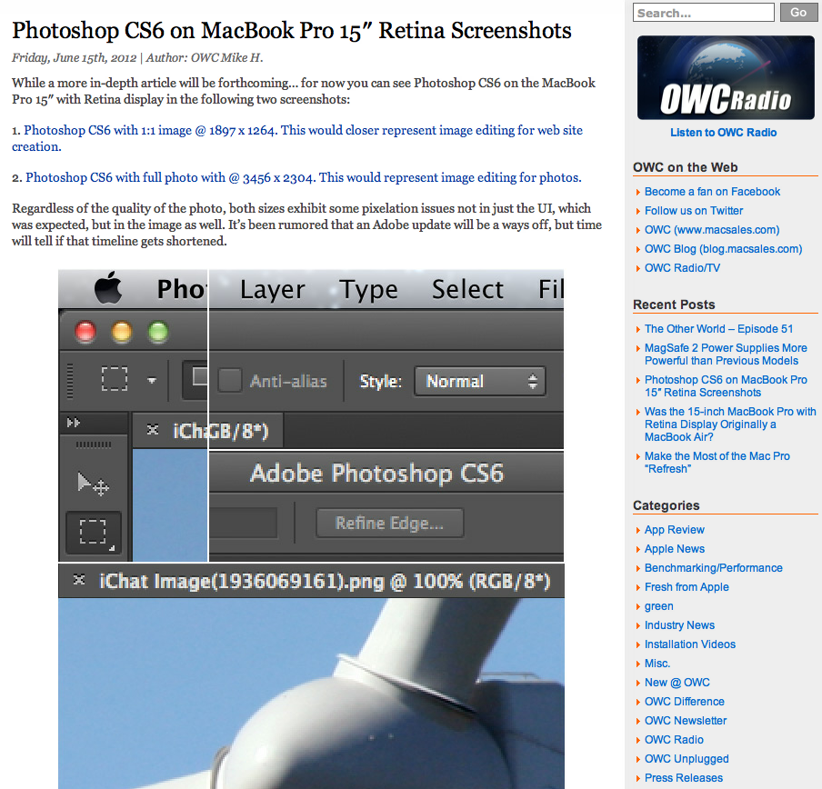 adobe photoshop cs6 for macbook pro