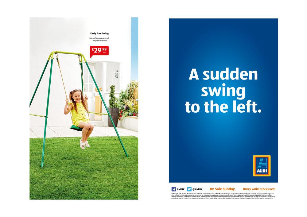 ALDI political ad