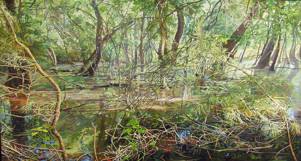 Pine Swamp, 2004