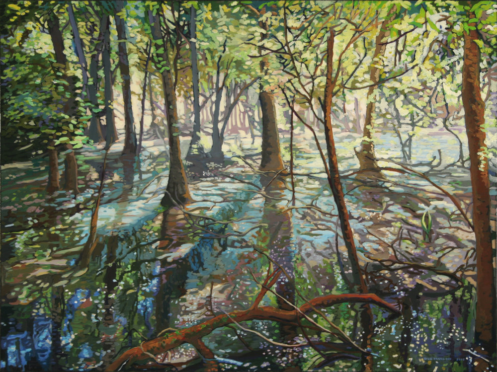 Big Thicket, 2005