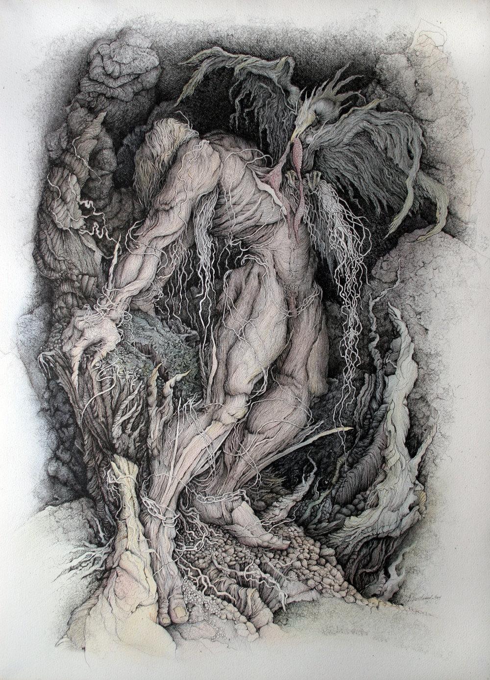 Prometheus, 1985