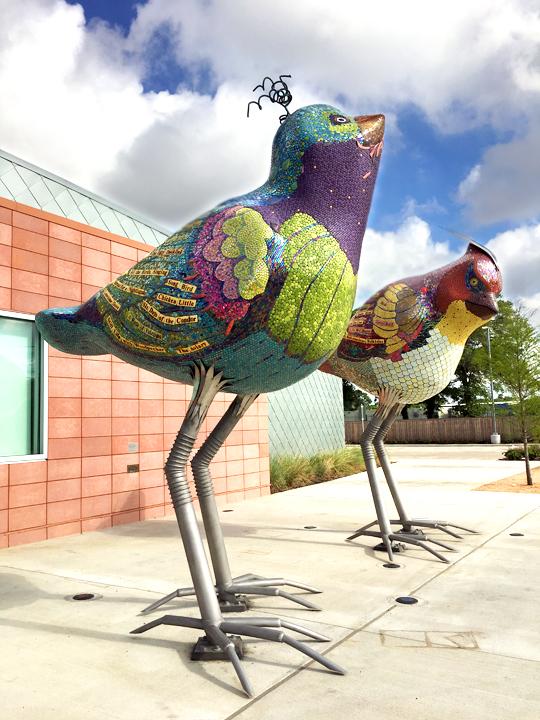 Mosaic Birds 1
