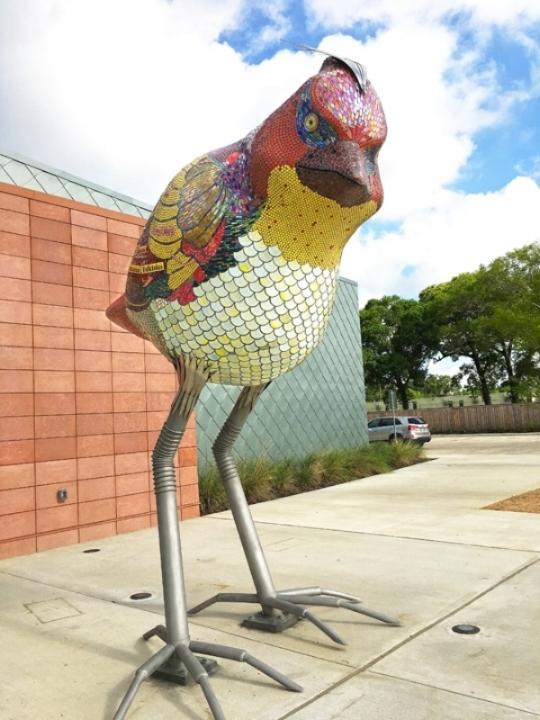 Mosaic Bird 3