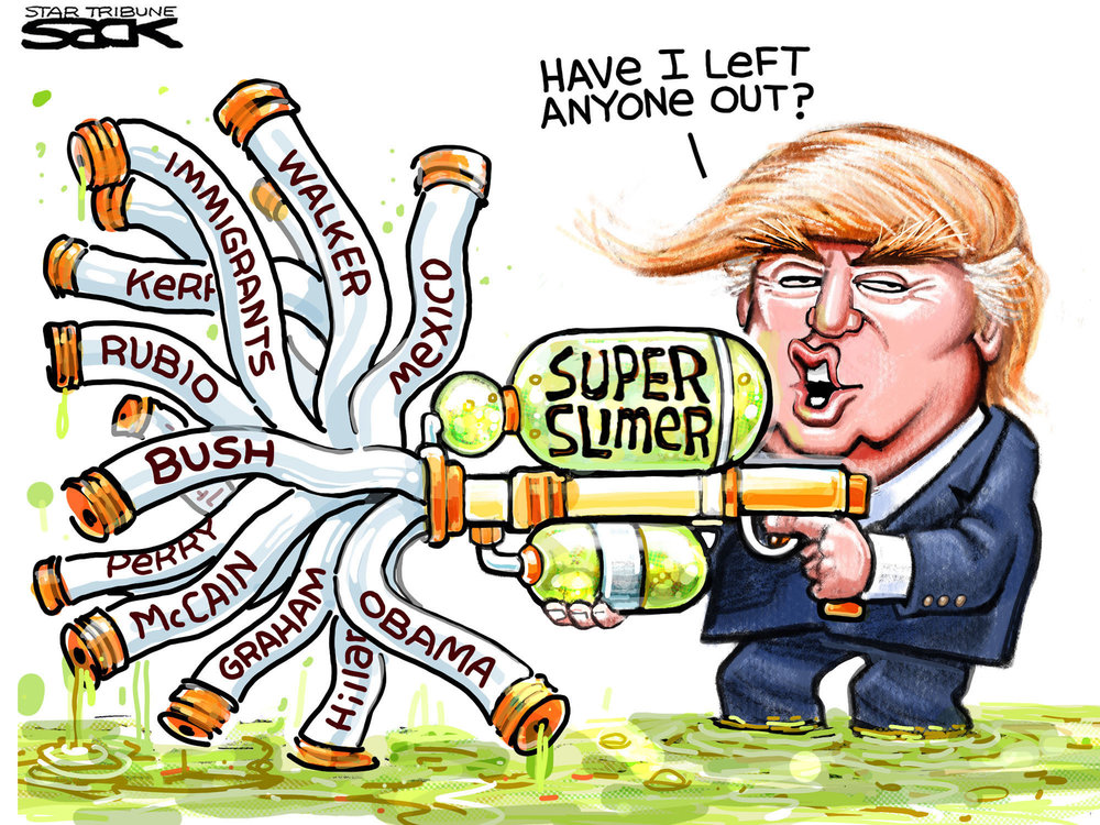 Comic by Steve Sack