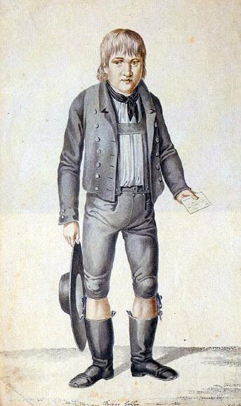 Kaspar Hauser, via Wikimedia Commons