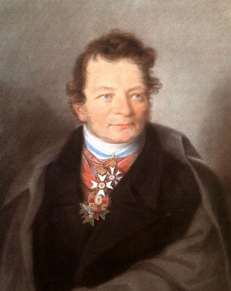 Judge Anselm von Feuerbach, via Wikimedia Commons
