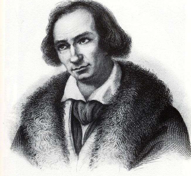 Georg Friedrich Daumer, via Wikimedia Commons