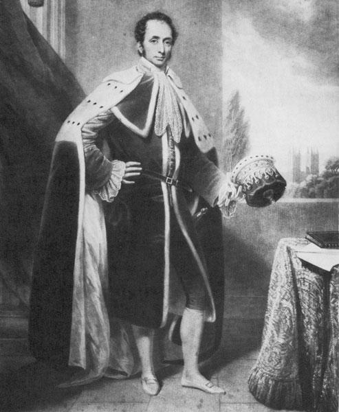 Lord Philip Henry Stanhope, via Wikimedia Commons