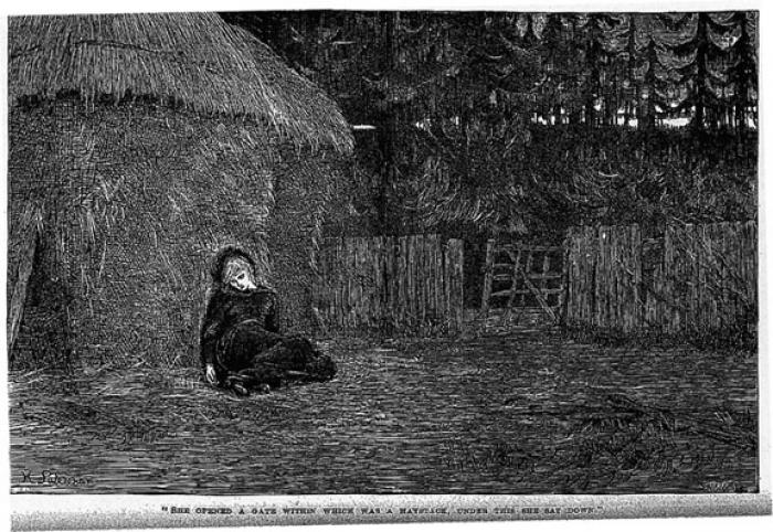 Depiction of a similar scene, via The Natural Navigator