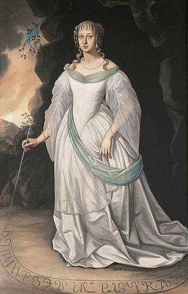 Bertha von Rosenberg, via Wikimedia Commons