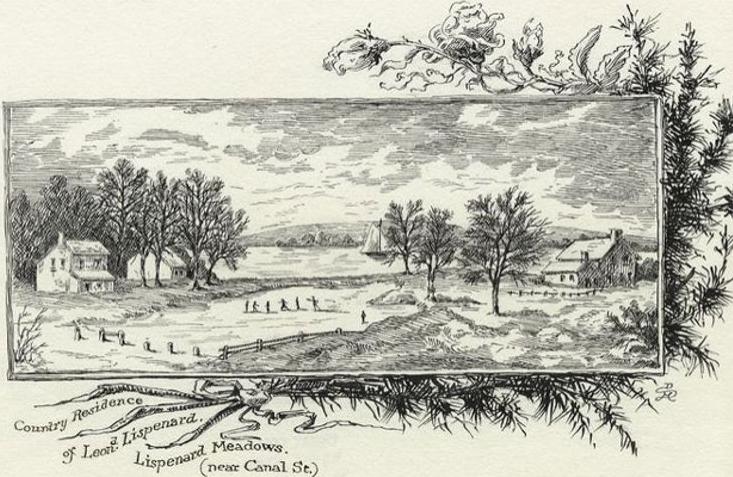 Lispenard's Meadow, via The Lineup