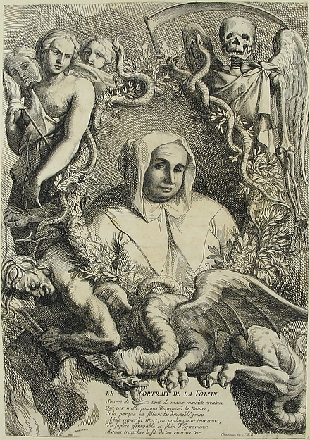 Portrait of La Voisin, via The Metropolitan Museum of Art
