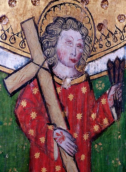 Saint William of Norwich, portrayed in all his glory, via  Wikimedia Commons