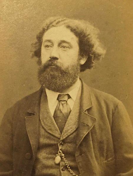 Maurice Joly, via Wikimedia Commons