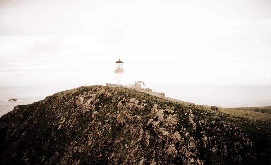 The Flannan Isles Light, via Wikimedia Commons