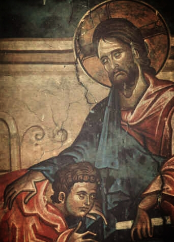 Damiane._Jesus_Christ_and_St._John_the_Apostle..jpg