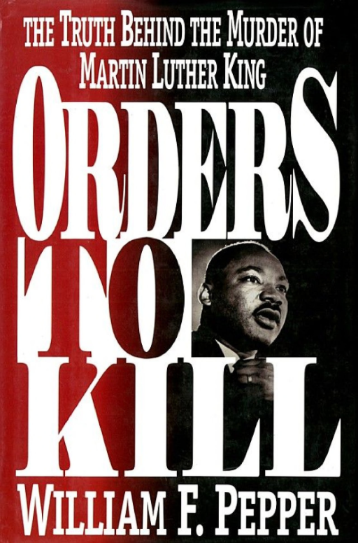 Cover of  Orders to Kill , via  Google Books