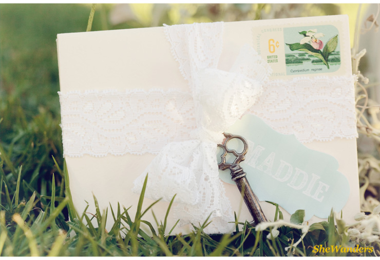 amazing wedding invitation, shewanders photography, san diego wedding photography