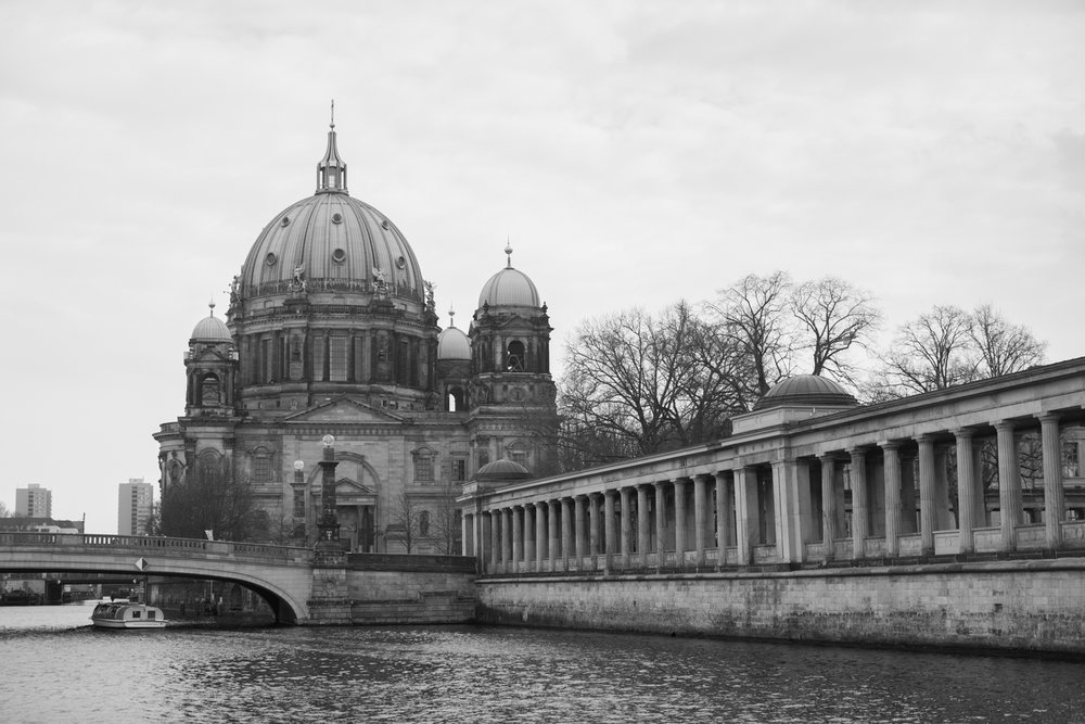 One of my favorites from Berlin, a few days before coming to Prague.