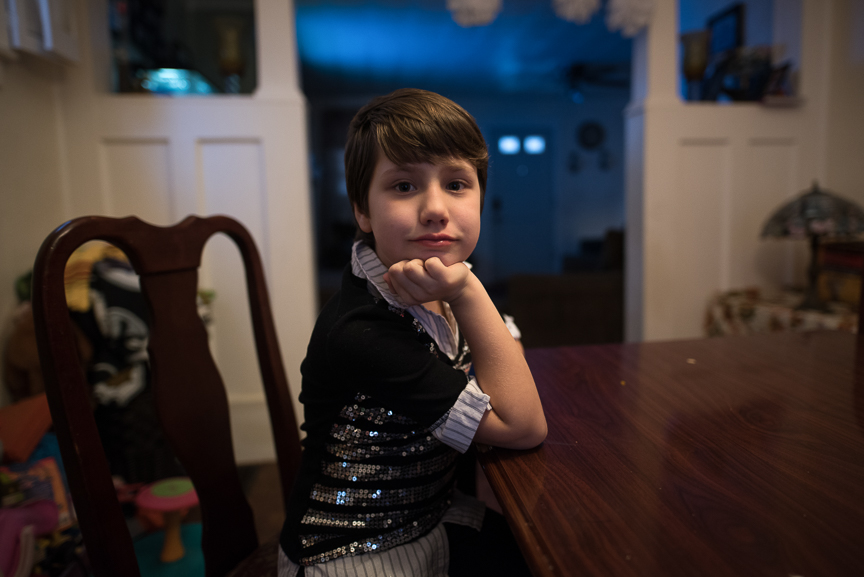 Sabrina Snyder, 9, of Brookline was mauled by a Rottweiler in Aug. 2014, leaving her with several physical injuries as well as emotional scars from the incident.