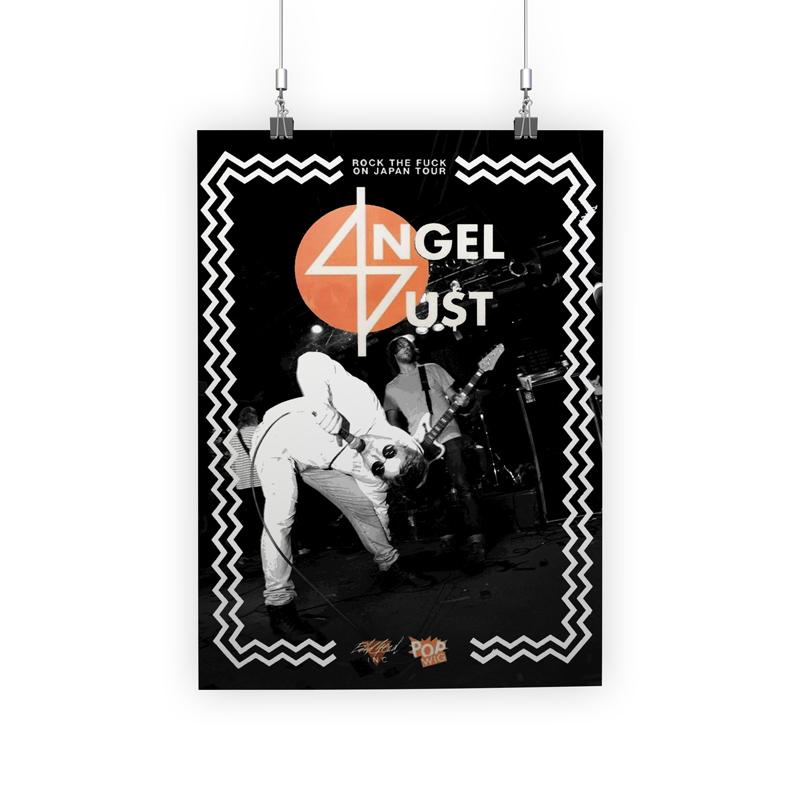 Angel Du$t Poster
