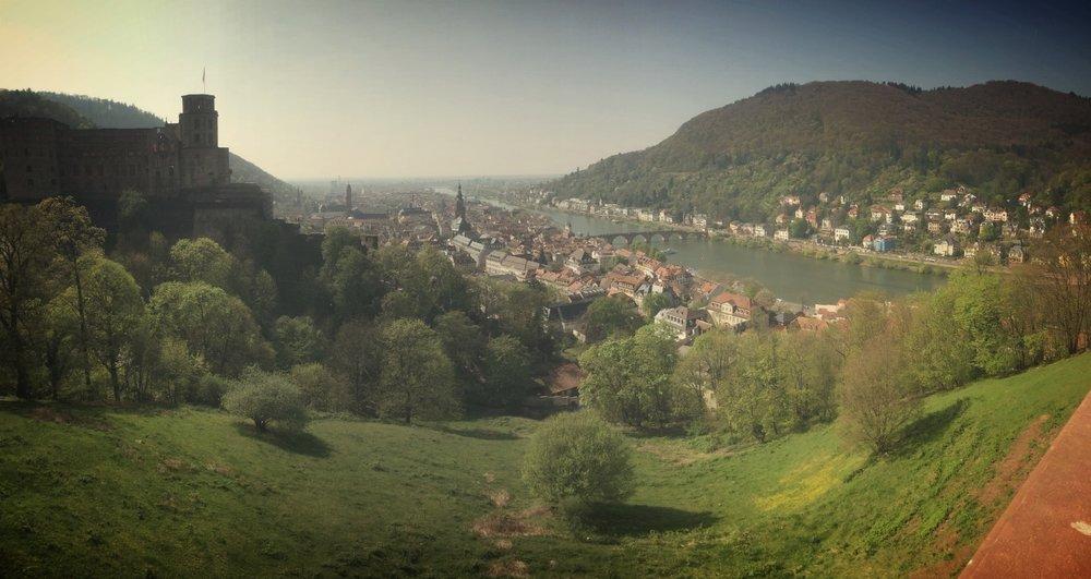Heidelberg-blick