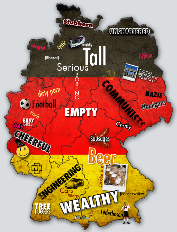 spot the difference regions of germany