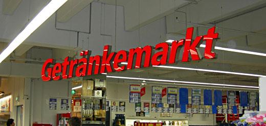 How Germany Works: Getränkemarkt — 40% German
