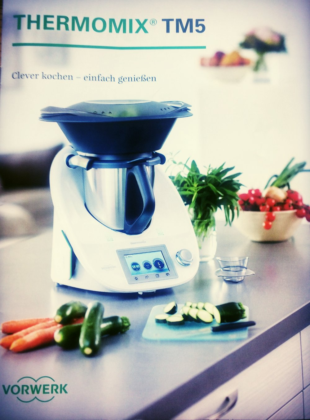 Thermomix: Our Shiny Kitchen Overlord — 40% German
