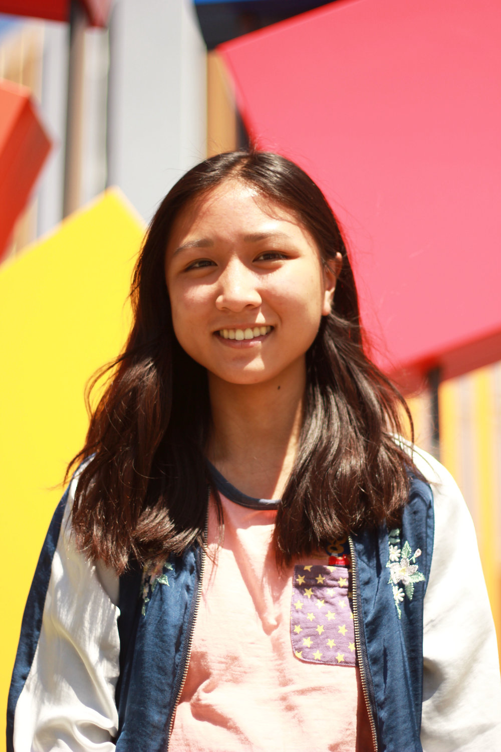 "Emma Lu - Online Production Assistant  ""Usain Bolt can run almost as fast as a household cat"""