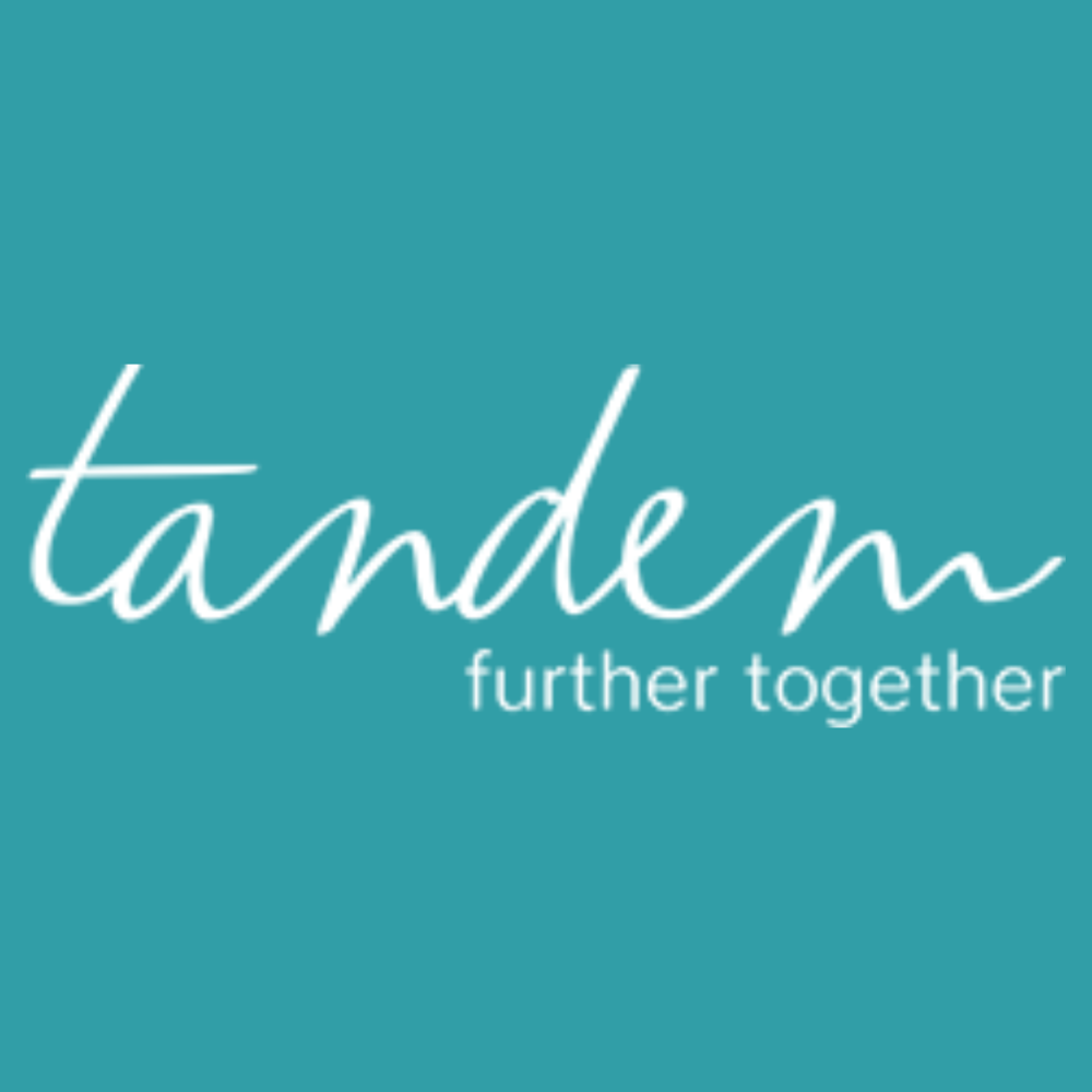 Tandem  provides holistic care for in-crisis moms by removing barriers that prevent them from flourishing.  We raised $7,163 for their Education Program!    You can still support Tandem by giving here!