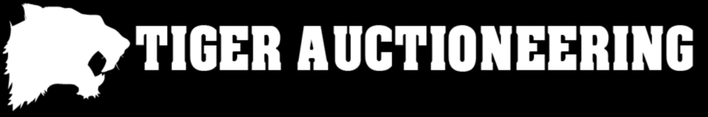 Tiger Auctioneering | Auctions | Clarkston Washington