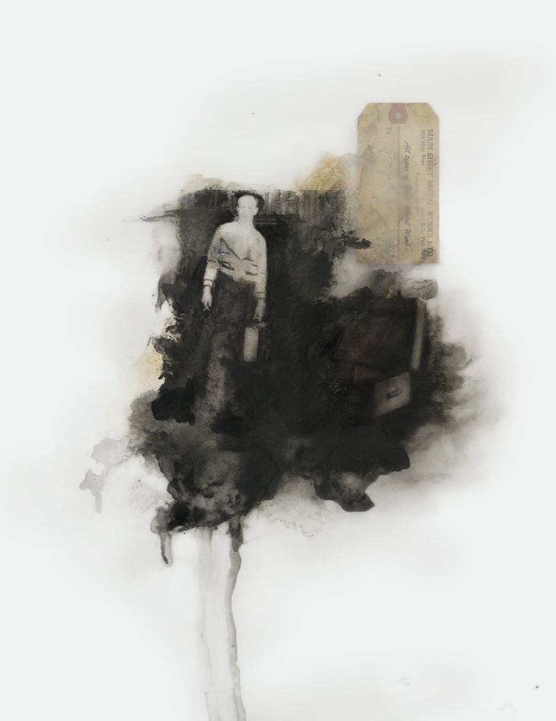 Memory and Manifestation I, 2014