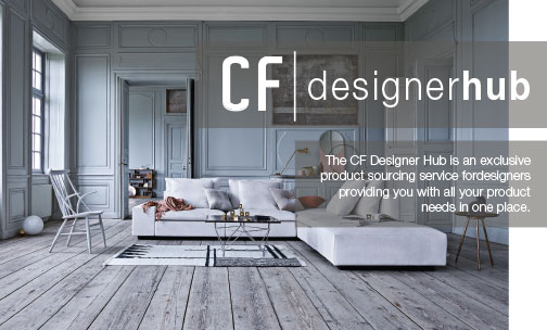Country Furniture  Designer Hub website graphic