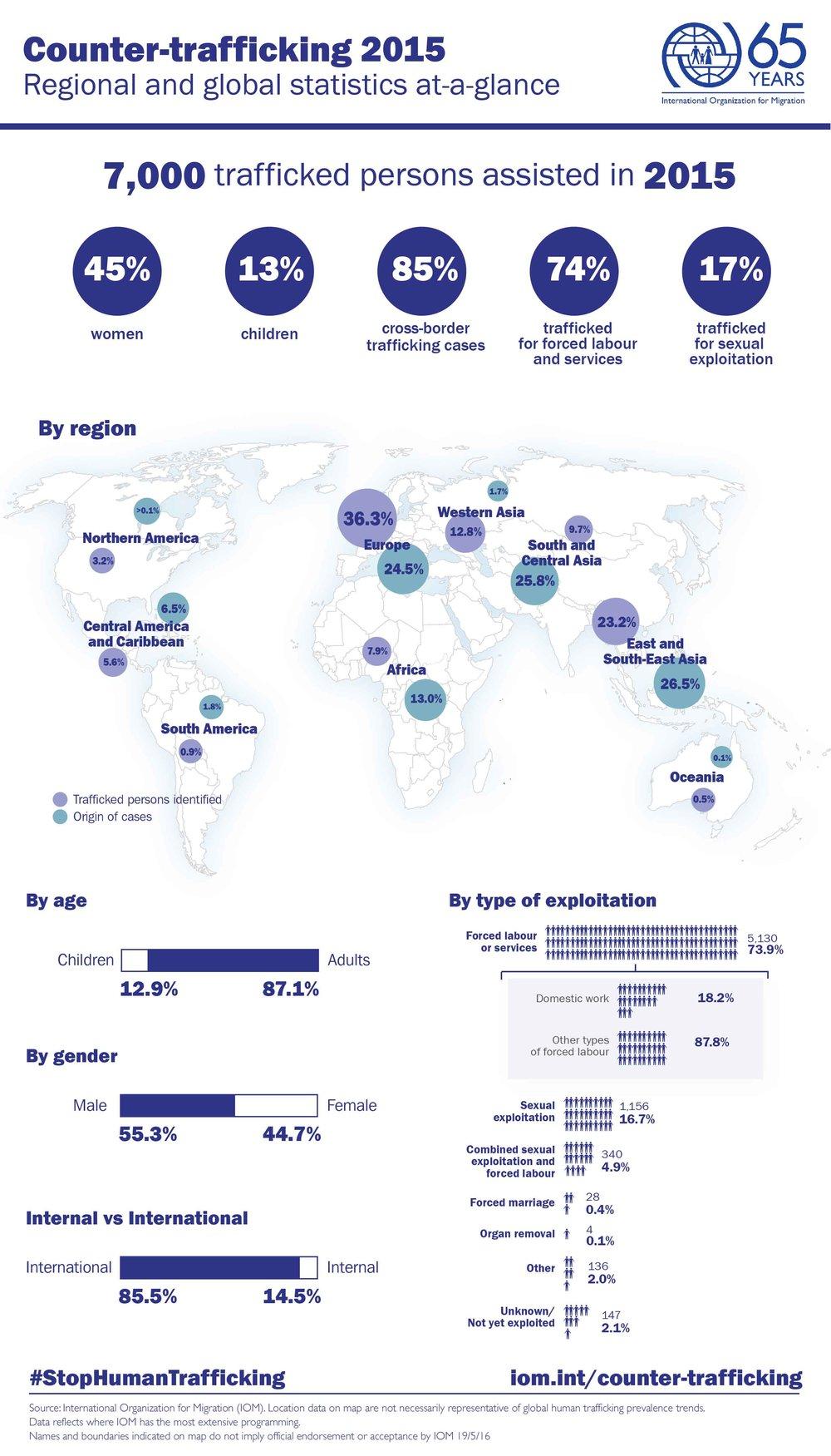IOM  Infographic