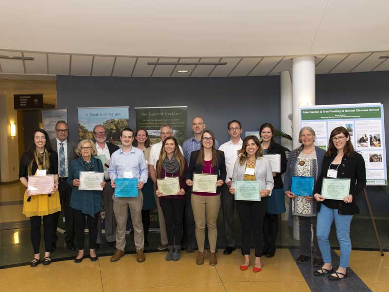 Clean Rivers Clean Lake Conference mini grant award winners