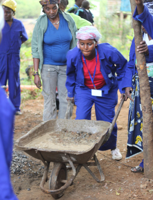 Josephine was met with strong resistance when she tried to introduce toilets in her community. Read how she not only changed the minds of community members, but engaged them in building more toilets here.