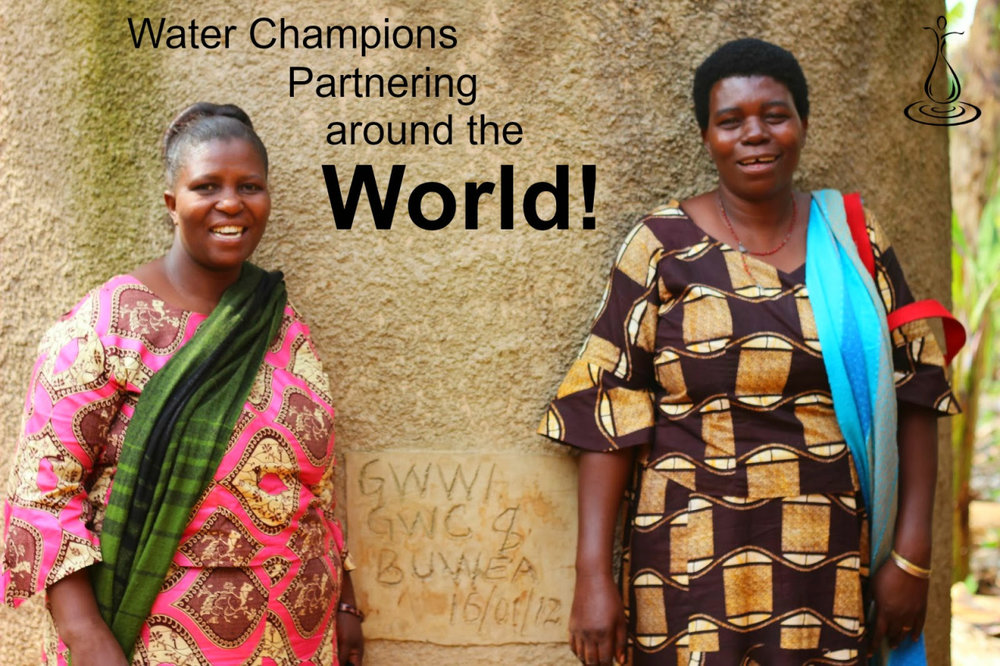 """I used to think you had to be educated to be a trainer,  but look at me now"", says Grace. Learn more about the water champions of Bukoba  here."